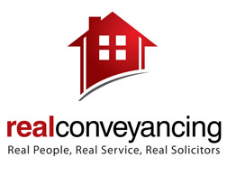 Real Conveyancing - Footer Logo